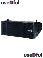 NEXO STM M28-S118 Sound Package used, second hand